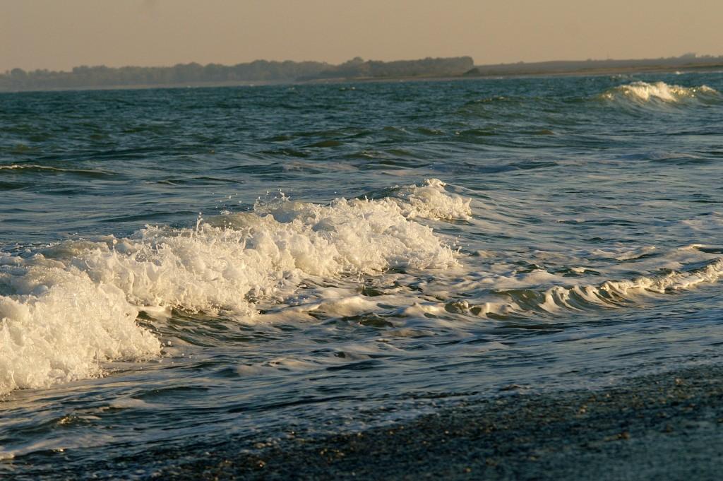 морето при Дуранкулак