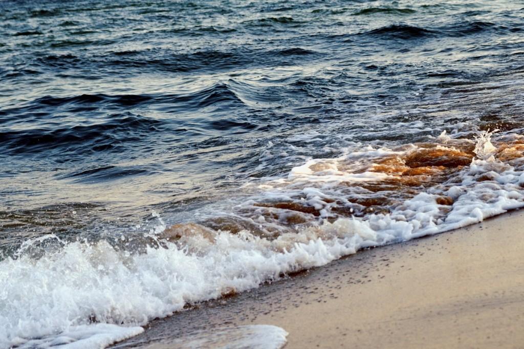 на брега