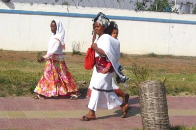 Ethiopian ladies