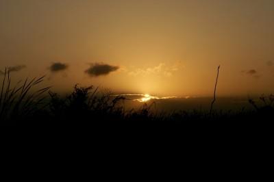 sunrise, Ziway