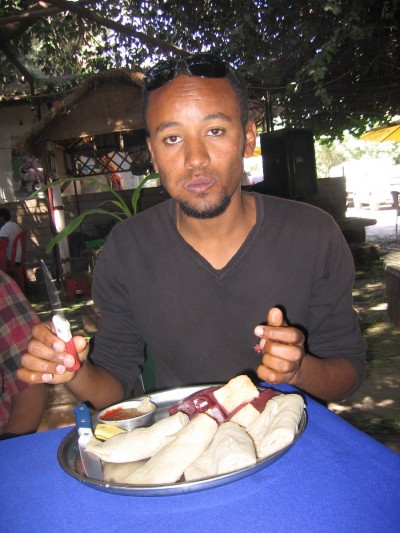 real Ethiopian man