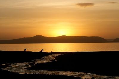 Shala sunset