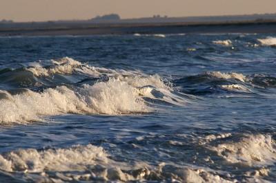 брегът при Дуранкулак