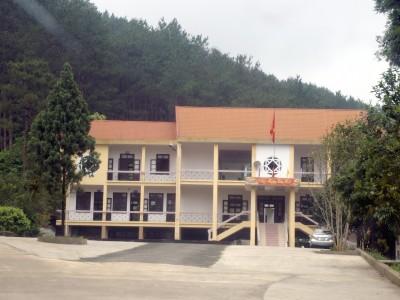 централата на националния парк Там Дао