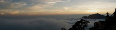 sunset Tam Dao #1