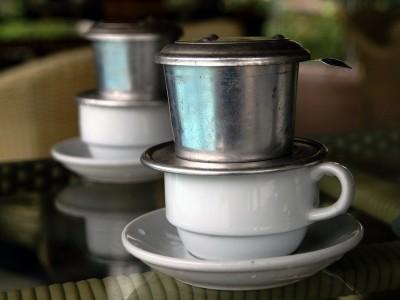 виетнамско традиционно кафе